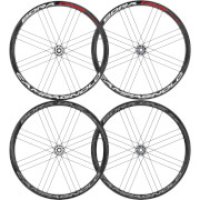 Campagnolo Bora One 35 Disc Brake Clincher Wheelset 2018 - AFS Rotor - Campagnolo - Dark Label