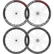 Campagnolo Bora Ultra 50 Clincher Wheelset 2018 - Campagnolo - Dark Label