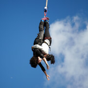 Lovers' Leap Bungee Jump