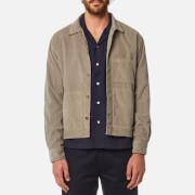 Universal Works Men's Uniform Fine Cord Shirt - Sage