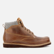 Superdry Men's Mountain Range Boots - Distressed Brown