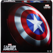 Marvel Legends Avengers: Captain America Shield 1:1 Prop Replica