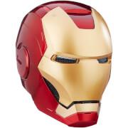 The Avengers Marvel Legends Iron Man Electronic Helmet (Full-Scale Size)