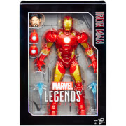 Figurine Marvel Legends Avengers: Iron Man - 38cm