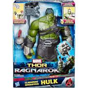 Marvel Avengers Thor: Ragnarok Hulk Interactive Electronic Action Figure