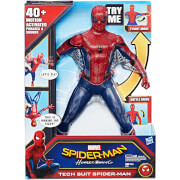 Marvel Spider-Man: Homecoming Tech Suit Spider-Man Action Figure