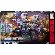 Transformers: Trypticon Action Figure