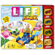 Image of Hasbro Gaming The Game of Life Junior