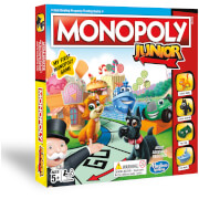 Image of Hasbro Gaming Monopoly Junior