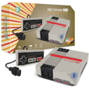 Hyperkin RetroN 1 HD Gaming Console - Grey