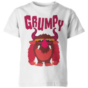 My Little Rascal Kids Grumpy White T-Shirt