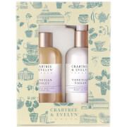 Crabtree & Evelyn Violet Body Care Duo 300ml