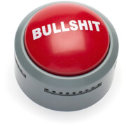 Image of Bulls**t Button