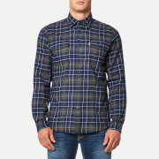 Barbour Men's Keel Check Shirt - Navy