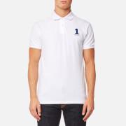 Hackett Men's New Classic Short Sleeve Polo Shirt - White
