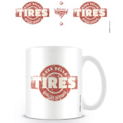 Cars Disney Pixar Coffee Mug (Cars Casa Della Tires)