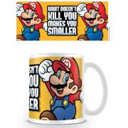 Super Mario Coffee Mug (Makes You Smaller)