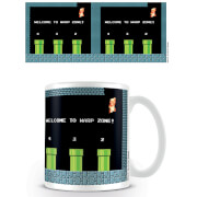 Super Mario Coffee Mug (Warp Zine)