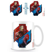 Tasse Spider-Man Homecoming (Le Duo)