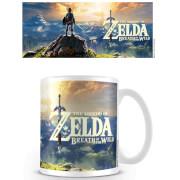 The Legend of Zelda: Breath of the Wild Coffee Mug (Sunset)