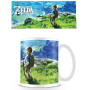 The Legend of Zelda: Breath of the Wild Coffee Mug (View)