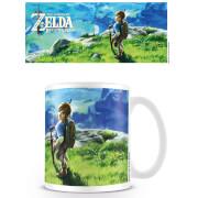 Tasse The Legend of Zelda: Breath of the Wild (Vue)