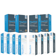 Nourkrin Man for Hair Preservation 12 Month Bundle with Shampoo and Conditioner x4 (Worth £623.56)