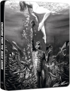 Creature From the Black Lagoon: Alex Ross Collection - Zavvi Exclusive Steelbook