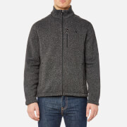 Polo Ralph Lauren Men's Fleece Jacket - Windsor Heather - M - Blue
