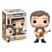Figura Pop! Vinyl Andy Dwyer - Parks and Recreation