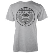 Camiseta Native Shore Palm Beach - Hombre - Gris claro