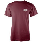 Native Shore Männer T-Shirt Core Board - Burgund