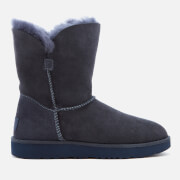 UGG Women's Classic Cuff Short Sheepskin Boots - Imperial