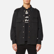 Vivienne Westwood Anglomania Men's Berry Shirt - Black