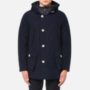 Woolrich Men's Arctic Parka NF Jacket - Melton Blue - XL - Blue