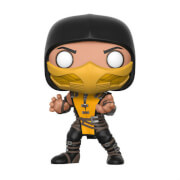 Mortal Kombat Scorpion Pop! Vinyl Figur