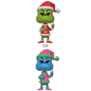 The Grinch Santa Grinch Pop! Vinyl Figur