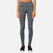 Superdry Sport Women's Sport Ultimate Leggings - Black Marl Stripe