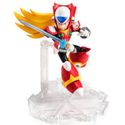 Image of Mega Man X NXEDGE Style Zero 10cm Action Figure