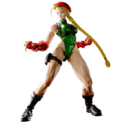 Image of Street Fighter V S.H. Figuarts Cammy 15cm Action Figure