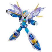 Image of Mega Man X Chogokin Diecast Mega Man X Giga Armor X Version 4cm Action Figure