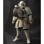 Star Wars Meisho Movie Realization Taikoyaku Stormtrooper Tamashii Web Exclusive 17cm Action Figure