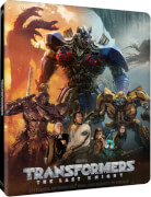 Transformers: The Last Knight - 4K Ultra HD - Zavvi Exclusive Limited Edition Steelbook
