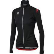 Sportful Women's Fiandre Ultimate Windstopper Jacket - Black