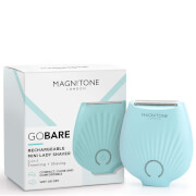 Magnitone Go Bare! Rechargeable Mini Lady Shaver - Green