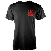 25cents Insert Coin To Play Men's Black T-Shirt - L - Black