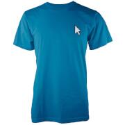 Pocket Pointer Men's Blue T-Shirt