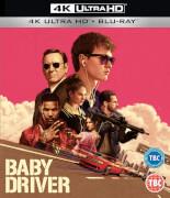 Baby Driver - 4K Ultra HD