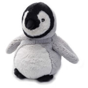 Warmies Cosy Heatable Plush Baby Penguin - Grey
