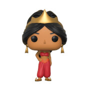 Figurine Pop! Jasmine Tenue Rouge - Aladdin